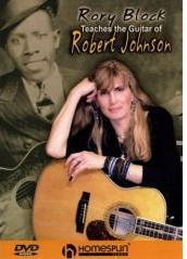 Rory Block teach Robert Johnson