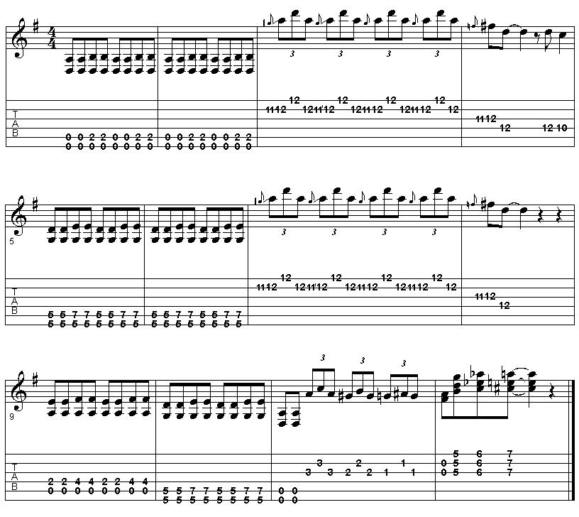 Slide Guitar Dust My Blues